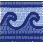 Imagem de Revestimento de Parede Brilhante Unidade 15x15cm Azul 1900 A - Eliane