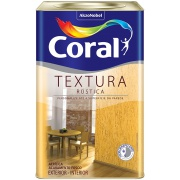 Imagem de Textura Premium 33,0Kg - Branco Neve - Rústica - Coral
