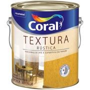 Textura Premium 7,0Kg - Branco Neve - Rústica - Coral