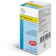 Veneno Inseticida K-Othrine 30ml 2331