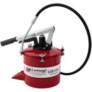 Imagem de Bomba de Engraxar Manual Alavanca 4kg com Compactador - Lumagi