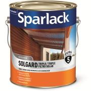 Verniz Duplo Filtro Solar Acetinado - Mogno - 3,600L - Sparlack