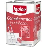 Textura Standard 30,0Kg - Branco - Delanil Acrílica Iquine