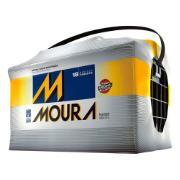 Imagem de Bateria Automotiva 12V 60Ah Polo Positivo Esquerdo MI60GE - Moura