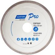 Disco de Corte Diamantado Contínuo 110x20mm Turbo - Norton