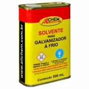 Imagem de Solvente para Galvanizador a Frio 500ml - Allchem