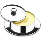 Manteigueira 130 g de Aço inox - 1406/100 - Brinox