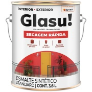 Tinta Esmalte Sintético Brilhante Standard 3,6L - Areia - Glasurit Suvinil