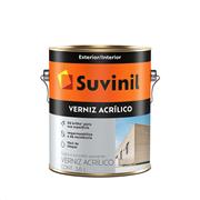 Verniz Acrílico Brilhante - - 3,600L - Suvinil