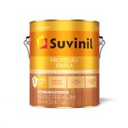 Verniz Triplo Filtro Solar Brilhante - Imbuia - 3,600L - Suvinil