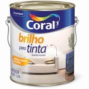 Imagem de Brilho para Tinta 3,6L Incolor - Coral