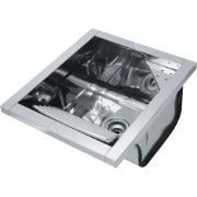 Imagem de Tanque Inox TS-360 com Espelho com Válvula 47,5x44cm 10849 - Franke