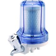 Imagem de Filtro de Parede Plástico POU5 com Torneira Azul 0002 - Hidrofiltros