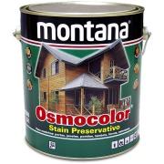 Stain Osmocolor Incolor Uv Glass Acetinado - Incolor - 3,600L - Montana