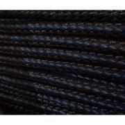 Imagem de Corda Multiuso de Poliéster 8,0mm x 20,0m Preta - Cordas Erval