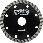 Disco de Corte Diamantado Turbo Tornado 105 x 1,3 x 20,00mm - Stamaco