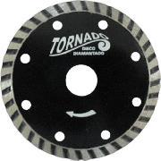 Imagem de Disco de Corte Diamantado Turbo Tornado 105 x 1,3 x 20,00mm - Stamaco