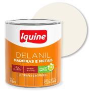 Tinta Esmalte Sintético Alto brilho Standard 0,9L - Branco Neve - Delanil Iquine