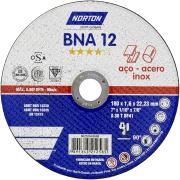Disco de Corte 178 x 22,23mm BNA12 - Norton