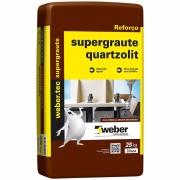 Argamassa Supergraute 25kg - Quartzolit