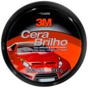 Imagem de Cera Automotiva Brilho 200g - 3M
