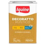 Textura Premium 29,0Kg - Palha - Decoratto Rústico Iquine