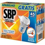 Veneno Inseticida Aparelho + Refil Elétrico 45N - SBP