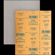 Lixa para Laca e Verniz Gr. 320 22,500cm x 27,500cm - Norton