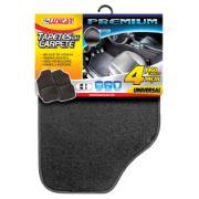 Jogo de Tapetes Automotivos de Carpete Universal - Luxcar