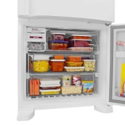 Geladeira/Refrigerador Brastemp Frost Free Duplex 573L Branco 127V - Painel Touch BRE80ABANA