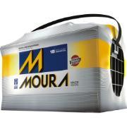 Bateria Automotiva 12V 80Ah Polo Positivo Direito M80RD - Moura