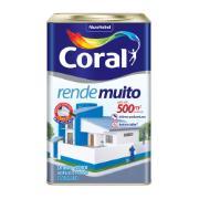 Imagem de Tinta Acrílica Fosco Standard 18L - Marfim - Rende Muito Coral