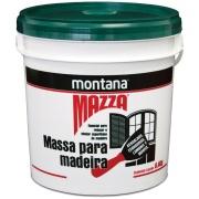 Massa Para Madeira Mazza - Branco - Balde 6,400Kg - Montana