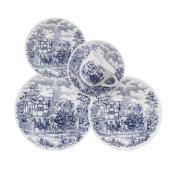 Imagem de Aparelho de Jantar de Cerâmica 20 Peças Azul escuro N613-7419 - Oxford