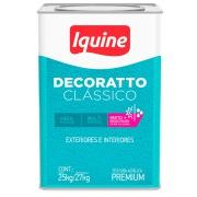 Textura Premium 29,0Kg - Branco Gelo - Decoratto Clássico Iquine