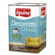 Textura Premium 29,0Kg - Amarelo Terra - Decoratto Clássico Iquine