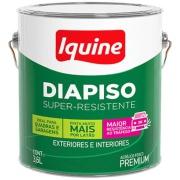 Imagem de Tinta Acrílica Fosco Premium 3,6L - Cinza Médio - Delacryl Iquine