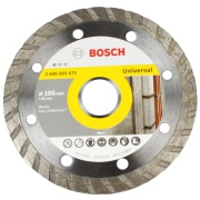 Disco Diamantado 105mm Turbo LPP - Bosch