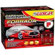Capa Protetora para Carro Tamanho P 4,35 x 1,24m - Luxcar
