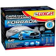 Capa Protetora para Carro Tamanho G 4,75 x 1,24m - Luxcar