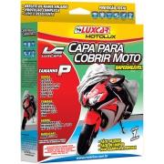 Imagem de Capa Protetora para Moto Tamanho P 1,20 x 1,63m - Luxcar