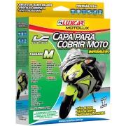 Imagem de Capa Protetora para Moto Tamanho M 1,20 x 1,67m - Luxcar