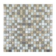 Imagem de Pastilha de Vidro Brilhante 1,5x1,5cm Branco - ML014BC - Jolie