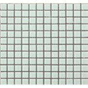 Pastilha de Vidro Brilhante 2,3x2,3cm Branco - 4ML028-CA - Jolie