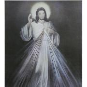 Imagem de Revestimento de Parede Jesus Misericordioso 30x40cm - Eliane