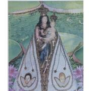 Imagem de Revestimento de Parede Nossa Senhora de Nazaré 30x40cm - Eliane