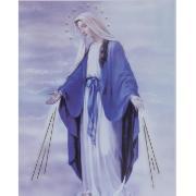 Imagem de Revestimento de Parede Nossa Senhora das Graças 30x40cm - Eliane