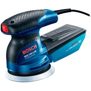 Lixadeira Excêntrica 250W 125mm 127V - GEX 125-1 - Bosch