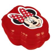 Pote Plástico Redondo 15x12,2x5cm - Minnie - Plasútil