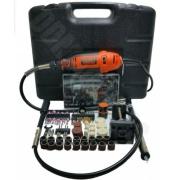 Retificadeira RT18KA-B2 180W 127 V com 113 peças - Black&Decker